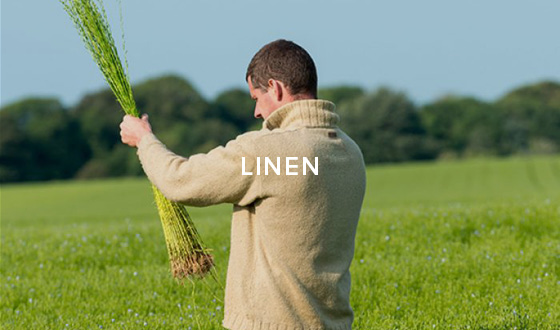 Our Material - Linen