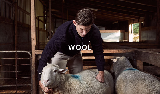 Our Material - Wool