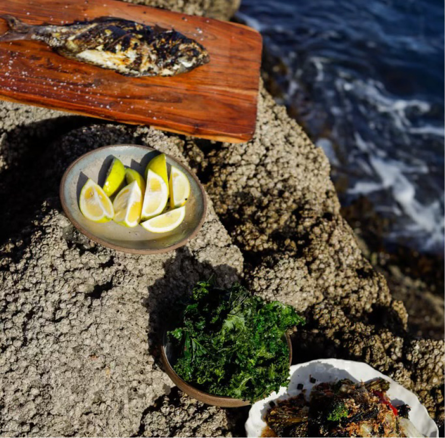 GREAT BARRIER ISLAND EXPERIENCE - Al fresco dining with New Zealand produce